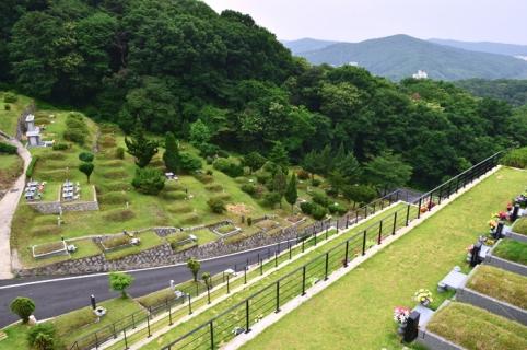 매장묘,묘지 by 하늘세상